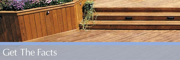 Get the Chromated Copper Arsenate (CCA) Pressure Treated Wood Facts
